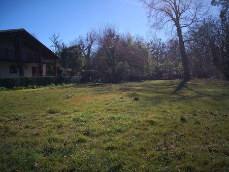 vente terrain Leognan