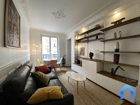 vente appartement Paris 18eme arrondissement