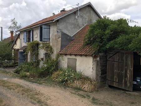 vente maison Le mayet de montagne