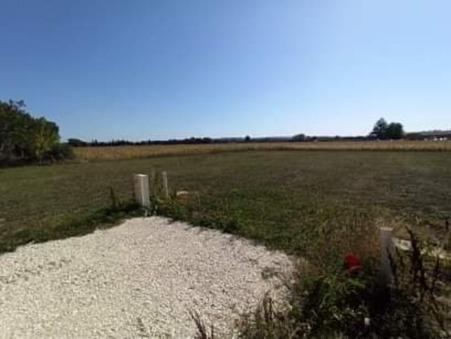 vente terrain Casseneuil