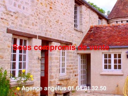 vente maison Milly la foret