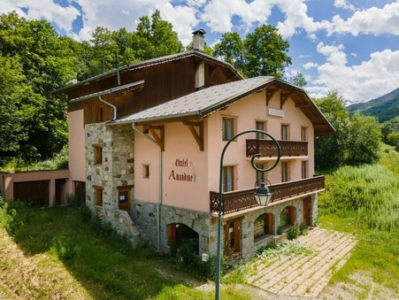 vente maison saint martin de belleville