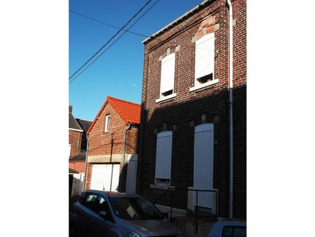 vente maison Jeumont