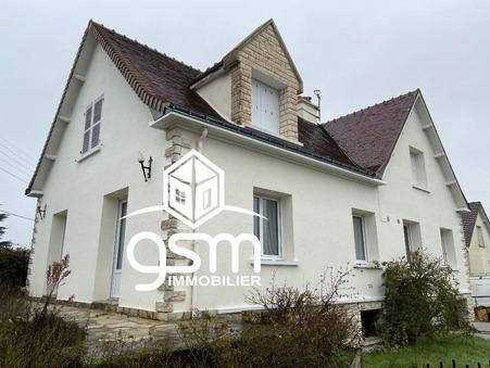 vente maison Sainte maure de touraine
