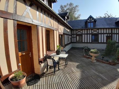 vente maison Saint-Ouen-de-Thouberville  345 000€