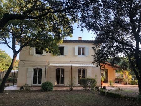 vente maison Chateauneuf de gadagne