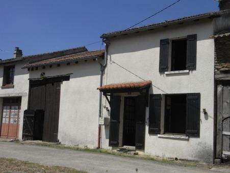 vente maison Droux