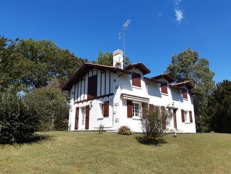 vente maison Ascain
