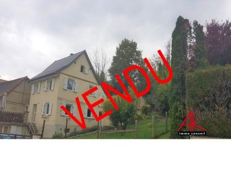 vente maison Hagenthal le bas