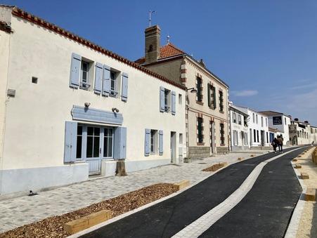 vente immeuble Noirmoutier en l'ile