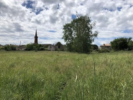 vente terrain Labastidette
