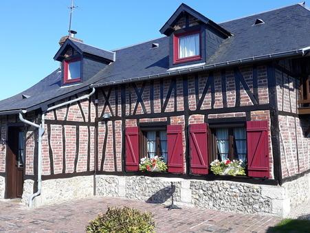vente maison ST OUEN DE THOUBERVILLE  249 000€