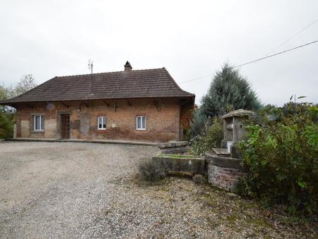vente maison la chapelle st sauveur