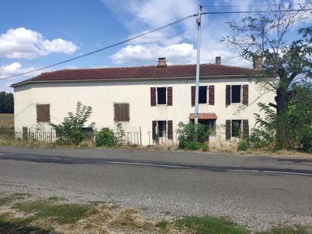 vente maison Larroque