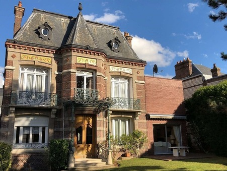 vente propriete Saint-aubin-lès-elbeuf