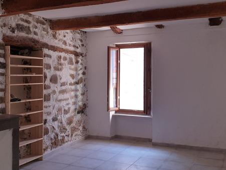 vente maison Lezan