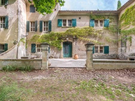 vente maison Mouriès