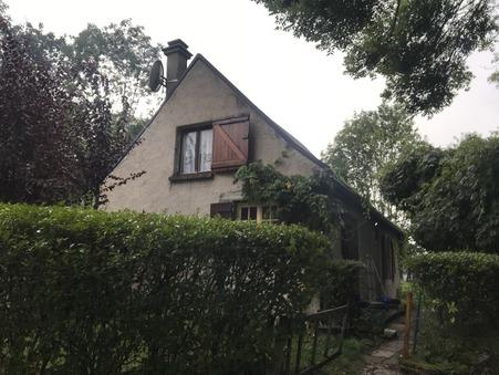vente maison Chanterelle