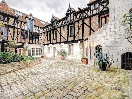 vente maison Buchelay