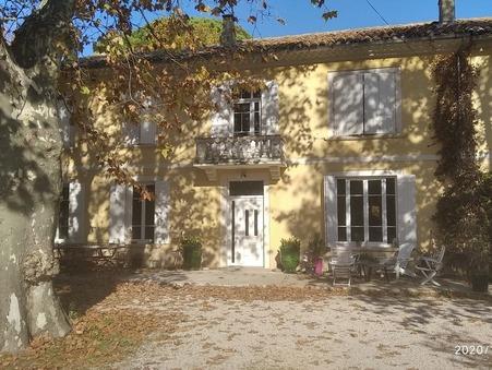 vente maison Montfavet