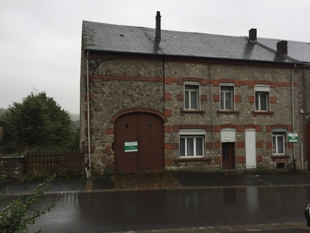 vente maison hargnies