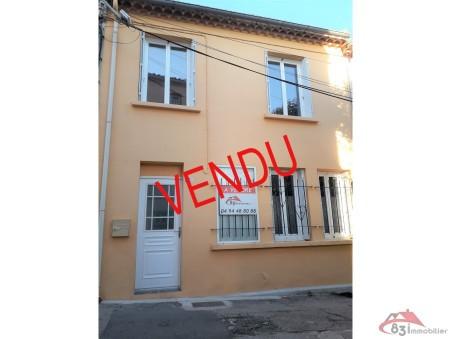 vente maison Gonfaron