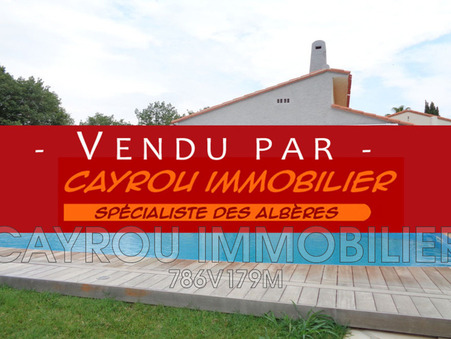 vente maison Laroque des alberes