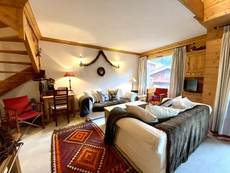 vente appartement Courchevel