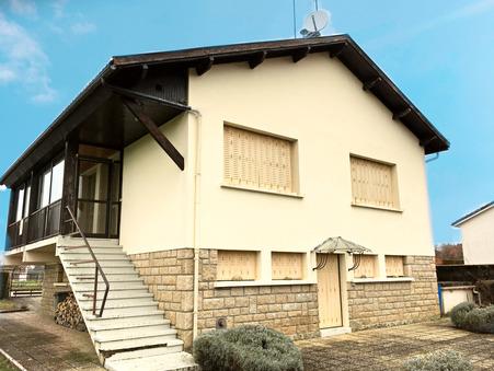 vente maison Lanobre