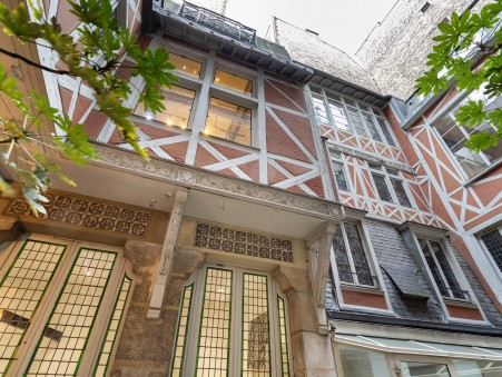 vente maison Paris 16eme arrondissement