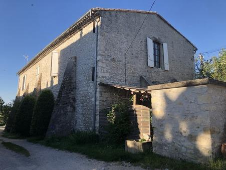 vente maison VÉZÉNOBRES  292 000€