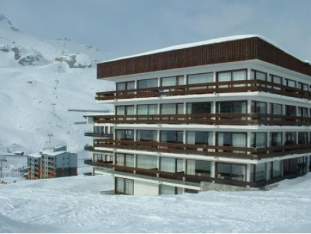 location appartement Tignes