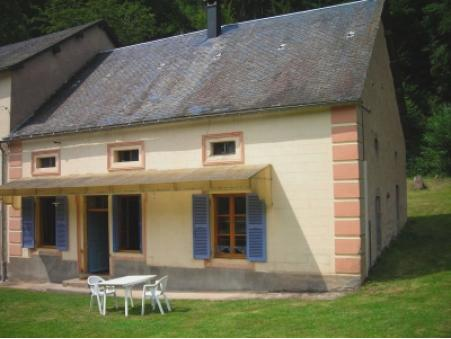 location gite Alligny en morvan