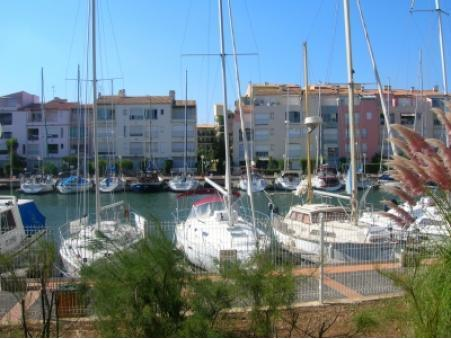 location appartement Cap d agde