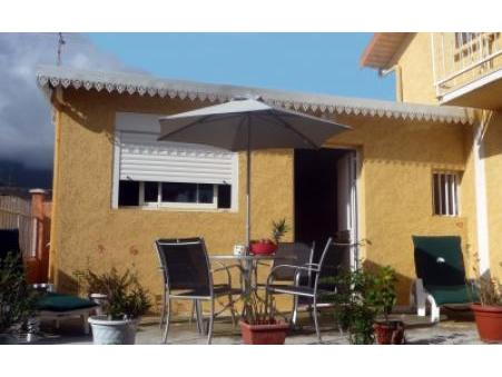 location appartement Cilaos