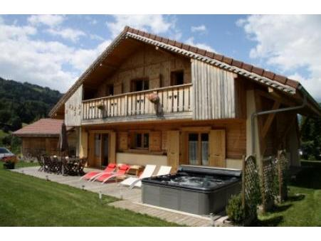 location maison Saint gervais mont blanc