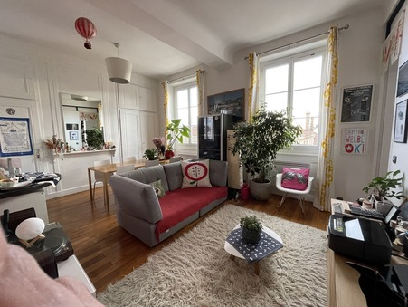 vente appartement Lyon 2eme arrondissement