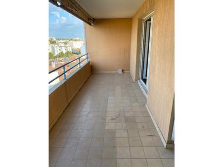 vente appartement Marseille 4e arrondissement  264 000€