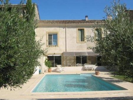 vente maison Vauvert  549 000€