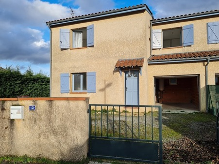 location maison Saubens