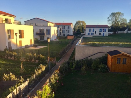 vente appartement Charly