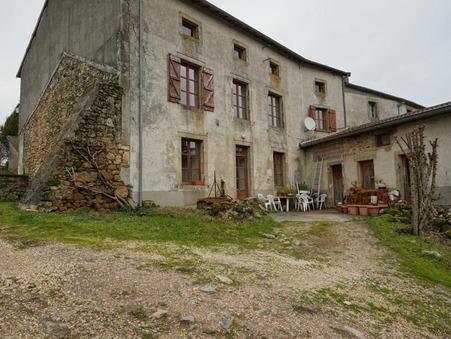 vente maison Saint-saud-lacoussiere