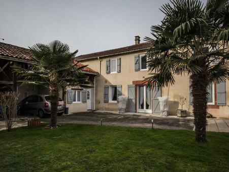 vente maison Villecomtal sur arros