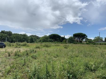 vente terrain Pibrac