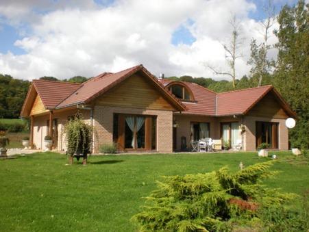 vente maison Hesdin  399 000€