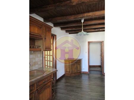 vente maison Lesterps