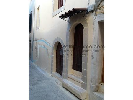 vente maison Aniane
