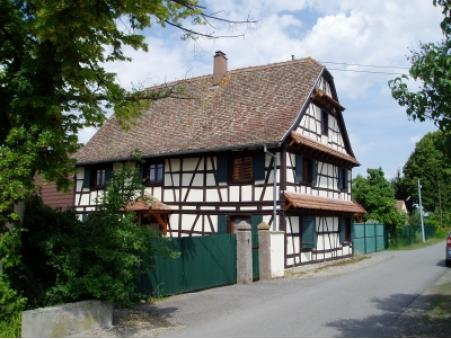 location maison Heidolsheim