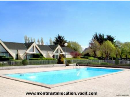 location maison Montmartin sur mer