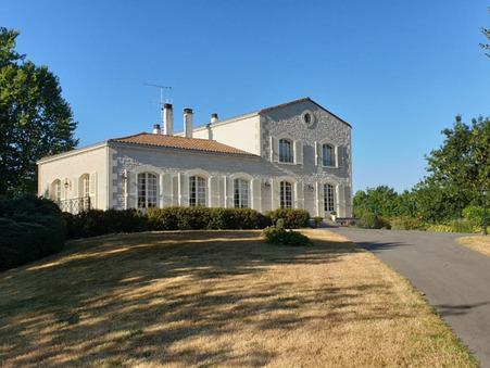 vente maison Magné